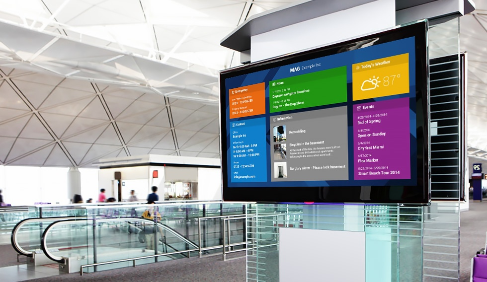 4 Reasons Digital Signage Can Help Small Businesses