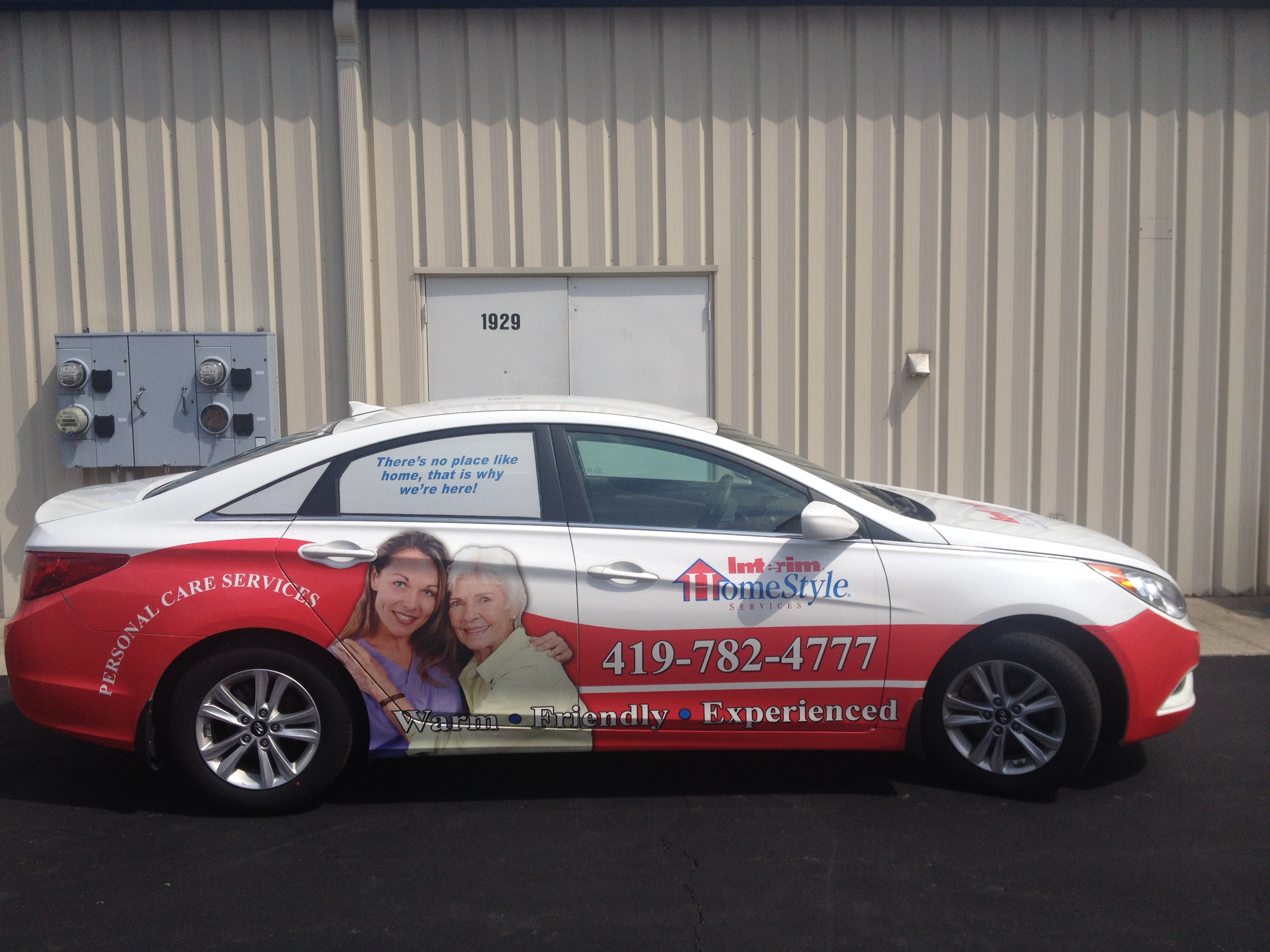 Car Wrap - Sign Solutions of Ohio